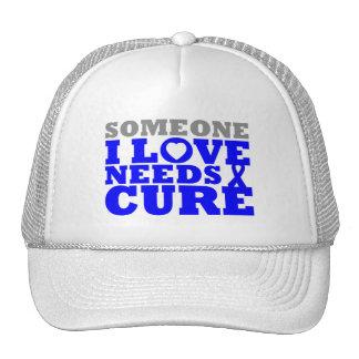 El síndrome crónico del cansancio necesita una cur gorras de camionero