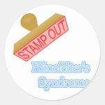 El síndrome de Klinefelter Etiqueta Redonda