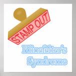 El síndrome de Klinefelter Posters