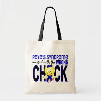 El síndrome de Reye ensuciado con el polluelo Bolsa Tela Barata