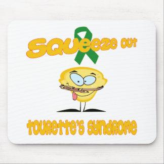 El síndrome de Tourette Alfombrillas De Ratones