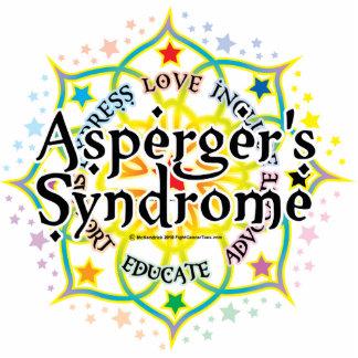 El síndrome Lotus de Asperger Fotoescultura Vertical