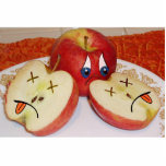 El sino de Apple jugoso Esculturas Fotográficas