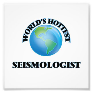 El sismólogo más caliente del mundo fotografias