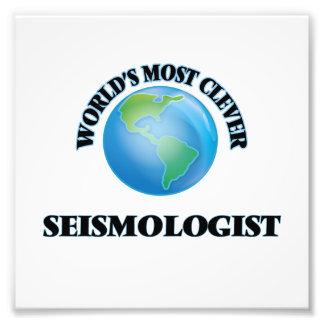 El sismólogo más listo del mundo fotografia