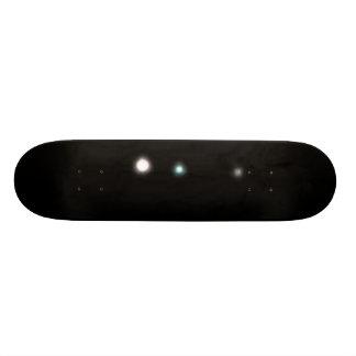 El sistema de Plutón Patines Personalizados