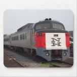 El sistema del tren de Rogelio Williams Tapetes De Ratones