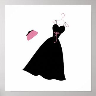 El sistema del vestido impresiones