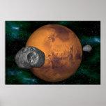 El sistema marciano impresiones