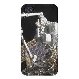 El sistema real del accesorio de la carga útil de iPhone 4/4S funda
