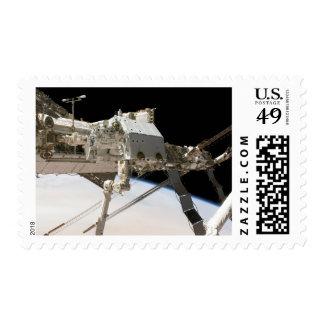 El sistema robótico Canadiense-construido de Sello Postal
