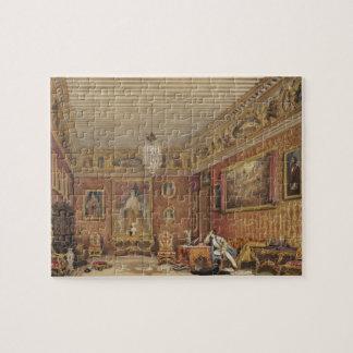 El sitio de Byron en Palazzo Mocenigo, Venecia (w/ Rompecabezas