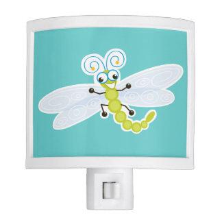 El sitio de los _sweet_kid de Wing-Nutz™_Dragonfly Lámparas De Noche