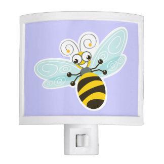 El sitio de los _sweet_kids de la abeja de luces de noche