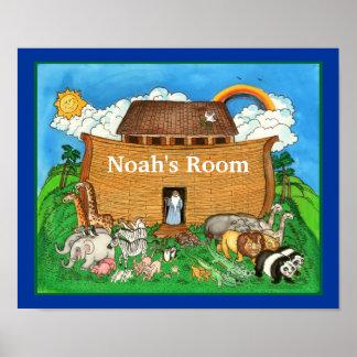 El sitio de Noah - poster