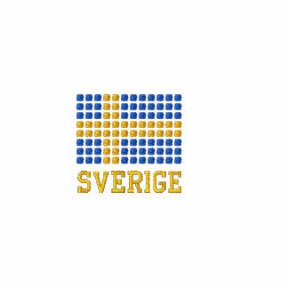 El sjunker de Sverige hoodien - sudadera con capuc