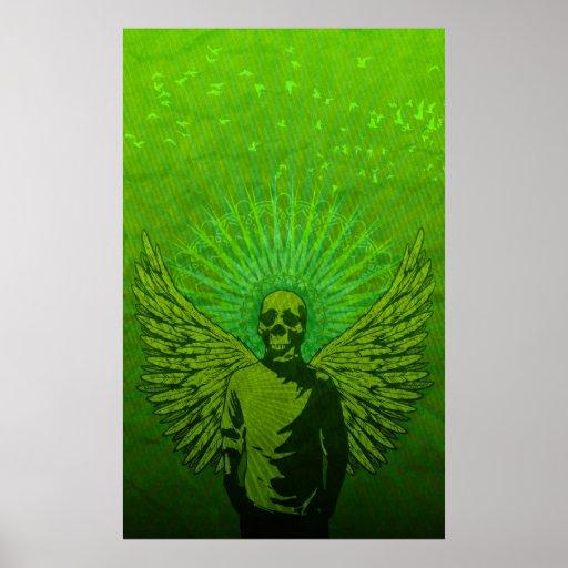 El Skullman - poster