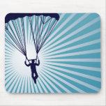 el skydiving altísimo mousepads
