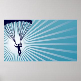 el skydiving altísimo impresiones