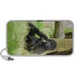 El Snacking del gorila del bebé iPod Altavoces