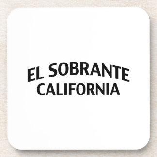 El Sobrante California Beverage Coaster