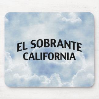El Sobrante California Mouse Pad