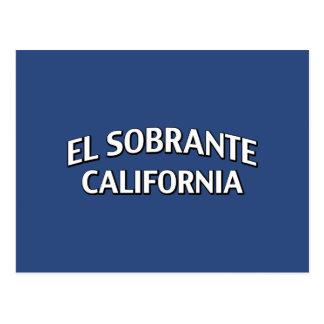 El Sobrante California Postcard