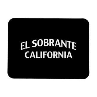 El Sobrante California Rectangular Photo Magnet