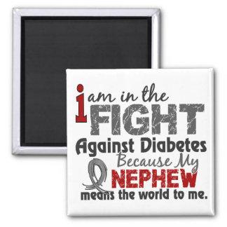 El sobrino significa el mundo a mí diabetes imán de nevera