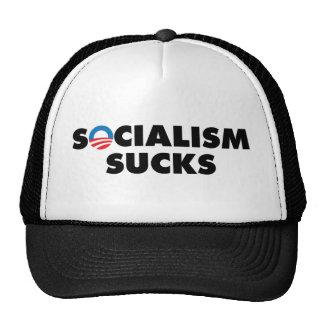 El socialismo chupa gorro