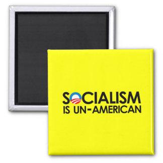 El socialismo es antiamericano imanes para frigoríficos