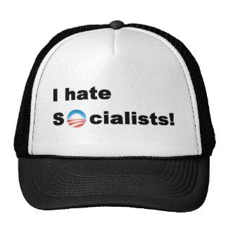 ¡El socialismo es MALO! Gorro