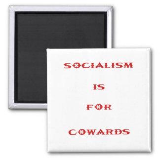 el socialismo está para los cobardes iman