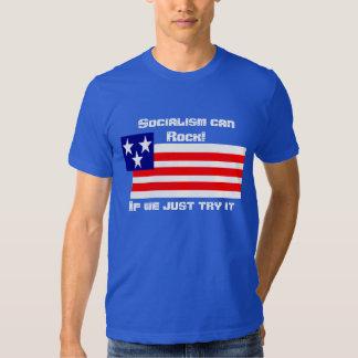 El socialismo puede oscilar camisas