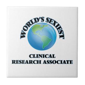 El socio de la investigación clínico más atractivo azulejos cerámicos