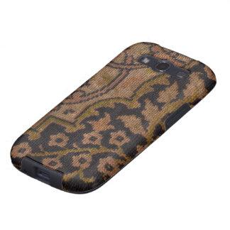 El sofá de Freud persa de la manta de la alfombra  Galaxy S3 Protector
