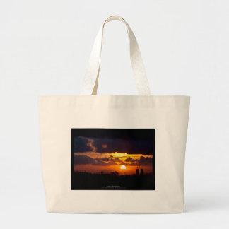 El sol 001 bolsa tela grande