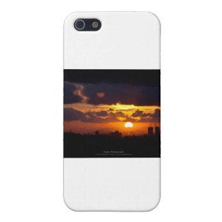 El sol 001 iPhone 5 protector