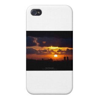 El sol 001 iPhone 4 protector