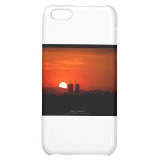 El sol 006 - puesta del sol en la ciudad