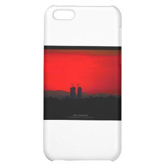 El sol 007 - puesta del sol en la ciudad