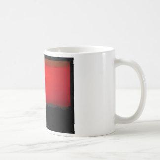 El sol 007 - puesta del sol en la ciudad taza de café