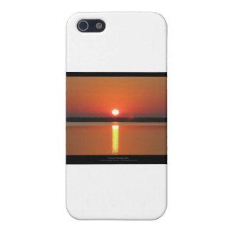 El sol 012 - salida del sol en la playa iPhone 5 coberturas
