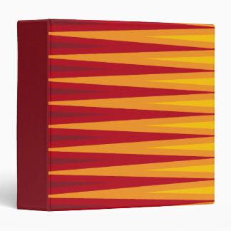 El sol abstracto del rojo anaranjado irradia el mo