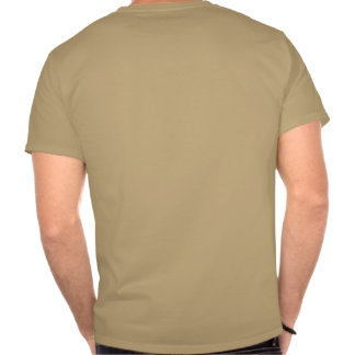 El soldado de caballería estatal vive con servicio camisetas