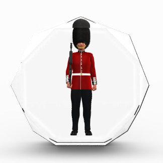 El soldado de la guardia de la reina