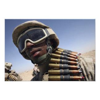 El soldado de primera clase espera su vuelta fotografia