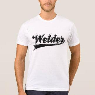 El soldador camiseta