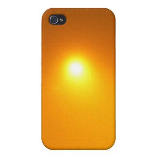 El soleado iPhone 4/4S carcasas