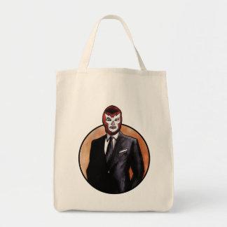 El Solo Fantastico Grocery Tote Bag